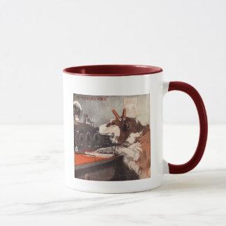 His Master's Voice Mug