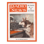 His Master's Voice Post Cards