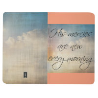His Mercies Are New Every Morning: Pocket Journal
