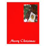 His Name Is Jesus Christmas products Letterhead Template