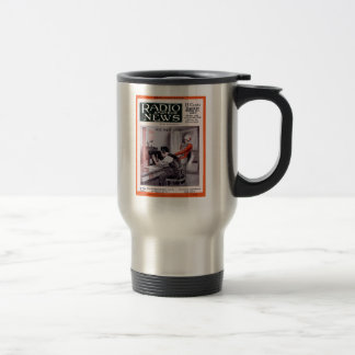 His New Love! 15 Oz Stainless Steel Travel Mug