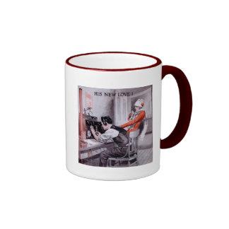His New Love! Coffee Mugs