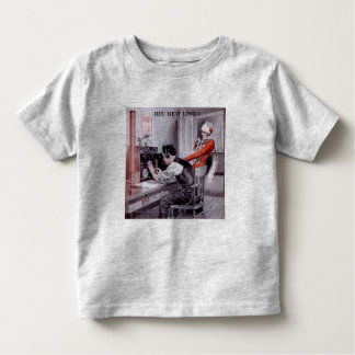 His New Love! Toddler T-shirt