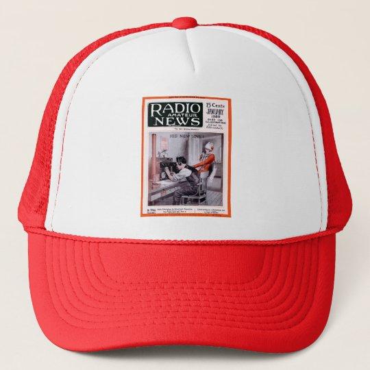 His New Love! Trucker Hat
