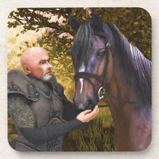 His Noble Steed - A Knight and His Horse Coaster
