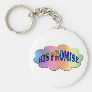 His Promise Key Chain