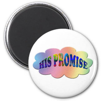 His Promise Magnet