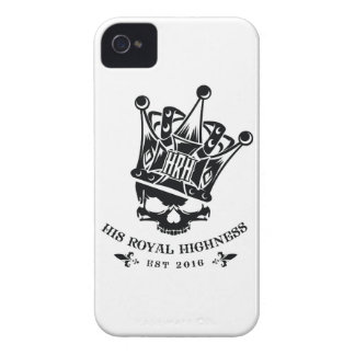 His Royal Highness Logo iPhone 4 Case-Mate Case