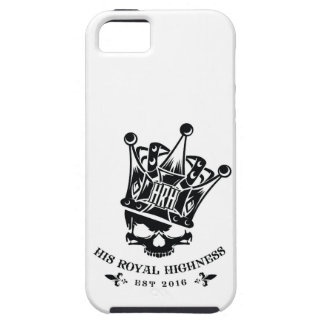 His Royal Highness Logo iPhone SE/5/5s Case