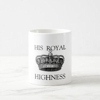 His Royal Highness Tea mug