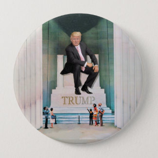 His Royal Trumpness Pinback Button