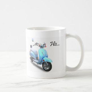 His Scooter Coffee Mug