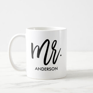 His Very Own Personalized Coffee Mug