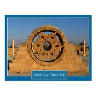 Hisham's Winter Palace in Jericho, Palestine Postcard