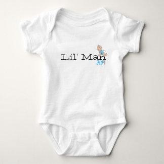 HIsoul Lil' Man Baby Bodysuit