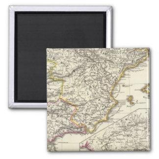 Hispania 2 2 inch square magnet
