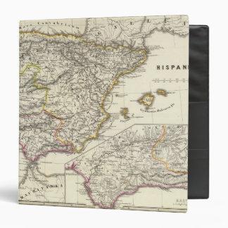 Hispania 2 3 ring binders