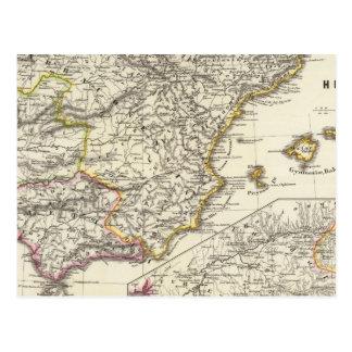 Hispania 2 postcard