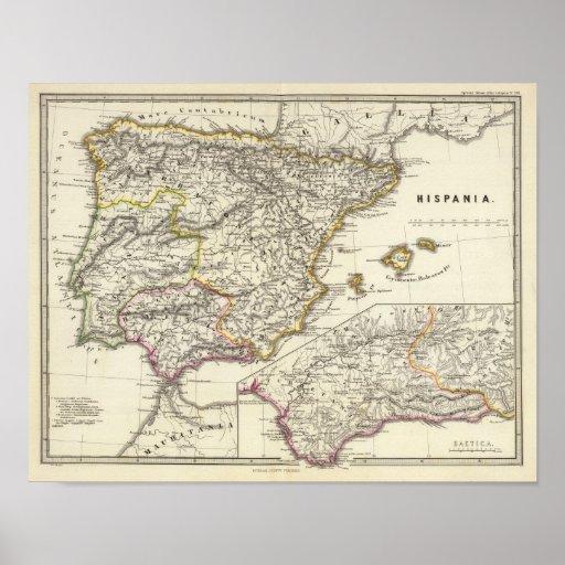 Hispania Póster