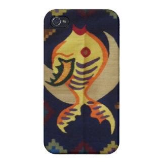 Hispanic Fish Design iPhone Case
