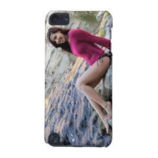 Hispanic Woman Creek iPod Touch (5th Generation) Cover