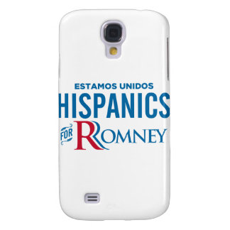 Hispanics for Romney Galaxy S4 Cases