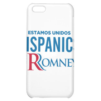 Hispanics for Romney Case For iPhone 5C