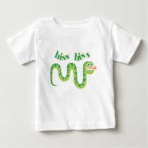 Hiss Hiss Snake Baby T-Shirt