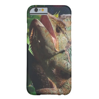 Hissing Chameleon Barely There iPhone 6 Case