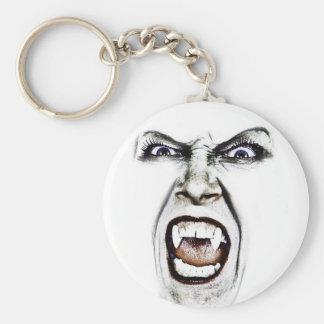 Hissing Vampire Keychain