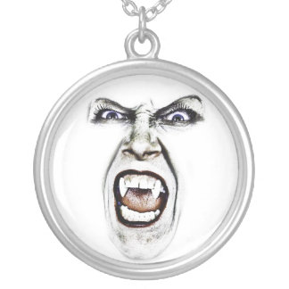 Hissing Vampire Necklace