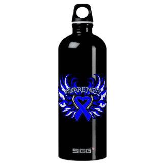 Histiocytosis Awareness Heart Wings SIGG Traveler 1.0L Water Bottle