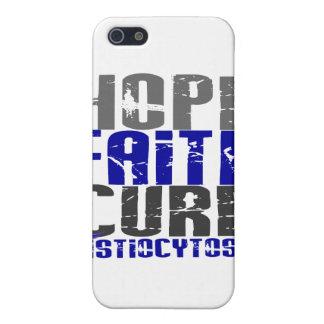 Histiocytosis de la curación de fe de la esperanza iPhone 5 carcasa