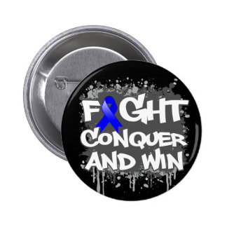 Histiocytosis Fight Conquer and Win Pins