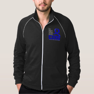 Histiocytosis Fight For A Cure Track Jacket