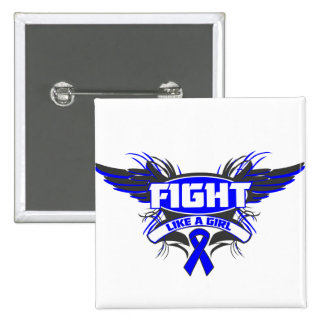 Histiocytosis Fight Like a Girl Wings.png Buttons