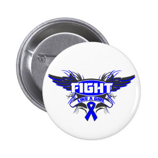 Histiocytosis Fight Like a Girl Wings.png Button