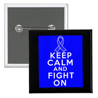 Histiocytosis Keep Calm and Fight On Buttons