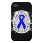 Histiocytosis Never Giving Up Hope Cover For iPhone 4