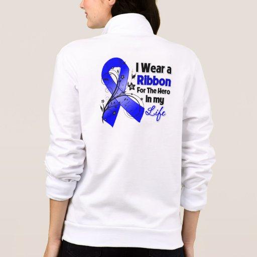 Histiocytosis Ribbon Hero in My Life Printed Jacket