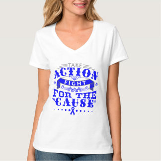 Histiocytosis Take Action Fight For The Cause Tshirts