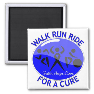 Histiocytosis Walk Run Ride For A Cure Refrigerator Magnets