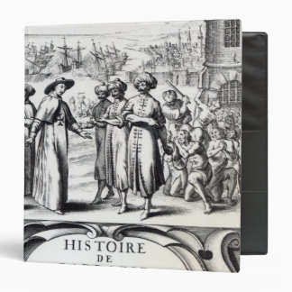 Histoire de Barbarie et de ses Corsaires Binder