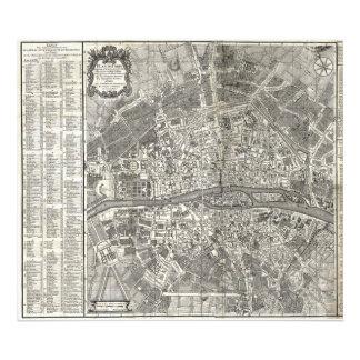 Histoire de la Ville de París de D Miguel Feliben Cojinete