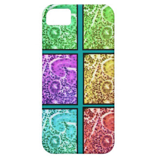Histologist Gifts Magnified Cells Design iPhone 5 Cases