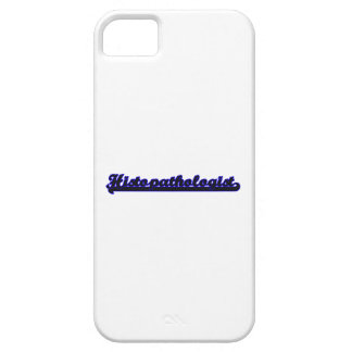 Histopathologist Classic Job Design iPhone 5 Cases