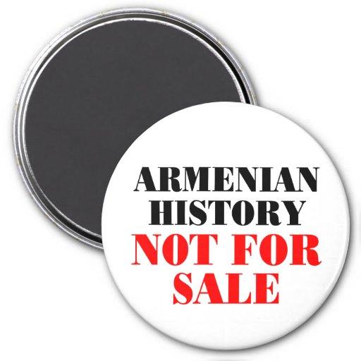 Historia armenia: No para la venta Imán Para Frigorifico