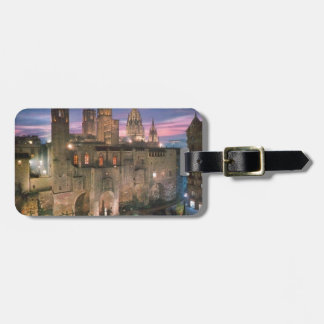 historia --barcelona--barrio--gotico  Angie Luggage Tags