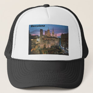 c2006efd01f historia --barcelona--barrio--gotico Angie Trucker Hat