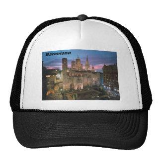 historia --barcelona--barrio--gotico  Angie Trucker Hat